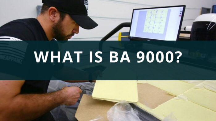What is BA 9000